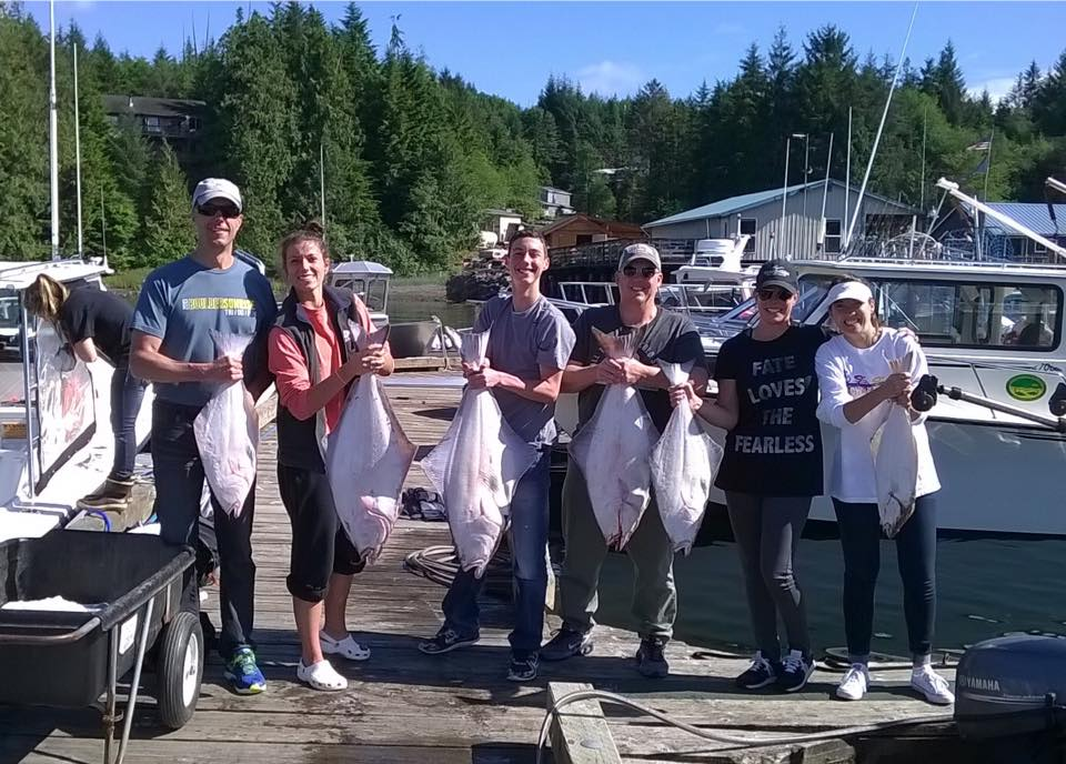 2015guesthalibut salmon and halibut fishing charters for Halibut fishing in ketchikan